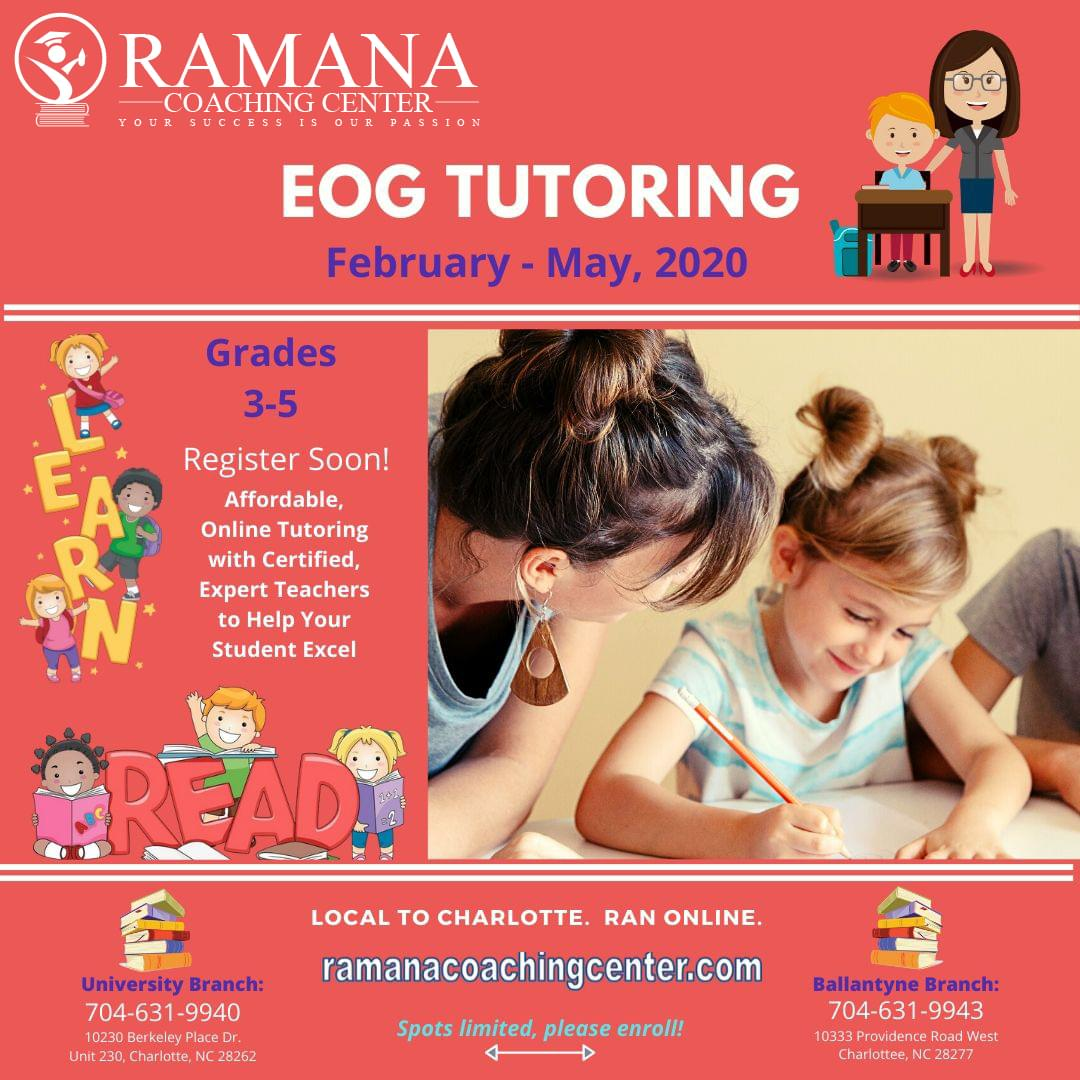 EOG Tutoring