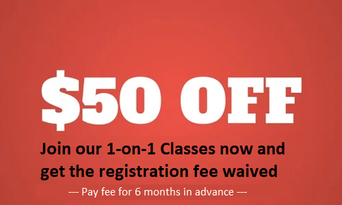 Registration Fee Waiver